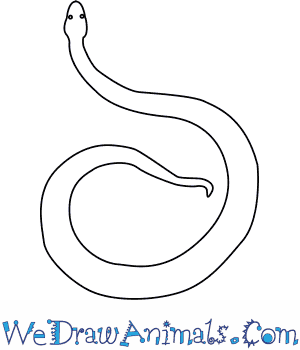 300x350 How To Draw An Orlov's Viper