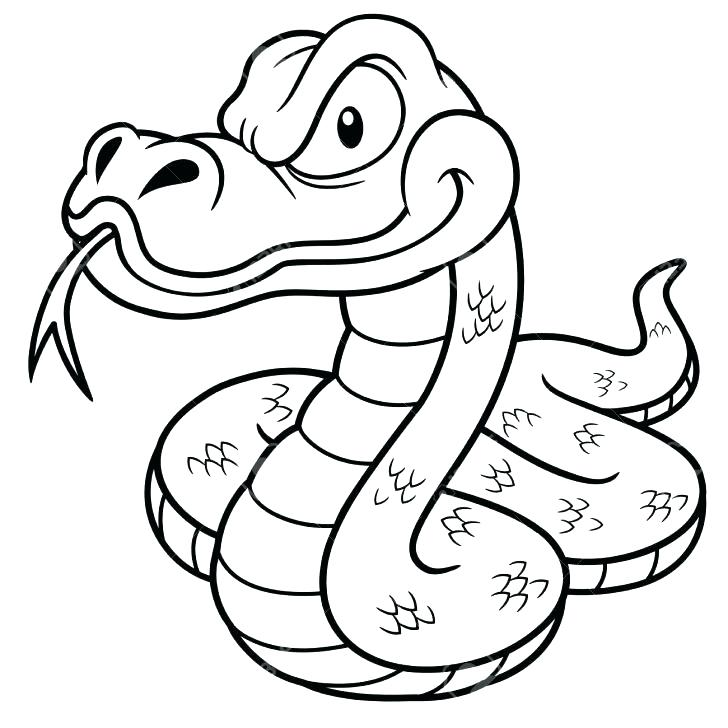 728x728 Snake Coloring Picture Viper Snake Coloring Page Snake Coloring