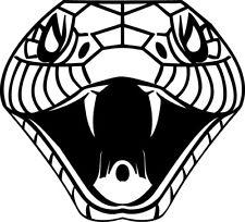 225x204 Snake Head Decal Ebay