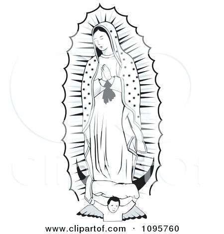 The Best Free Guadalupe Drawing Images Download From 50 Free
