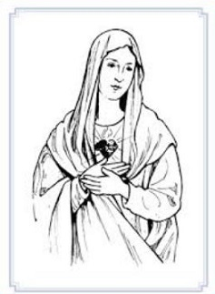 237x323 And Mother Mary Clipart