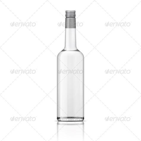 474x474 Glass Vodka Bottle With Screw Cap Vodka Bottle And Screw Caps
