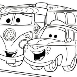 volkswagen van drawing at getdrawings com