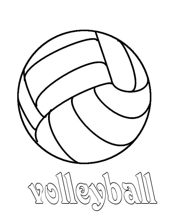 Volleyball Court Drawing at GetDrawings com | Free for