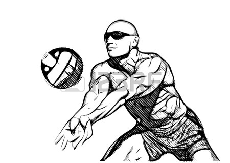 450x318 Beach Volleyball