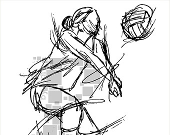 340x270 Volleyball Graphics Etsy