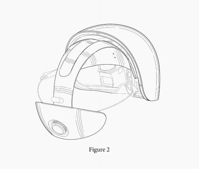 640x542 This Is What A Magic Leap Vr Headset Probably Looks Like Vr