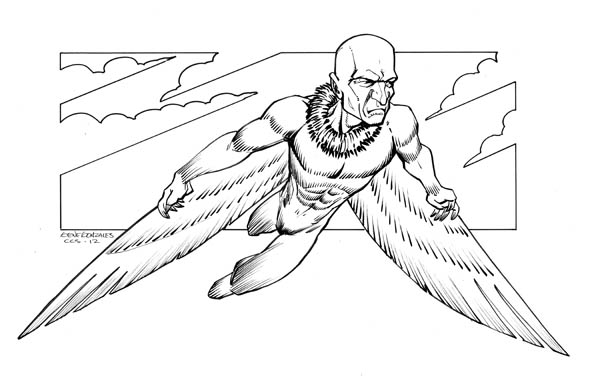 600x388 Gene Gonzales' Sketches Amp Other Silly Stuff The Vulture