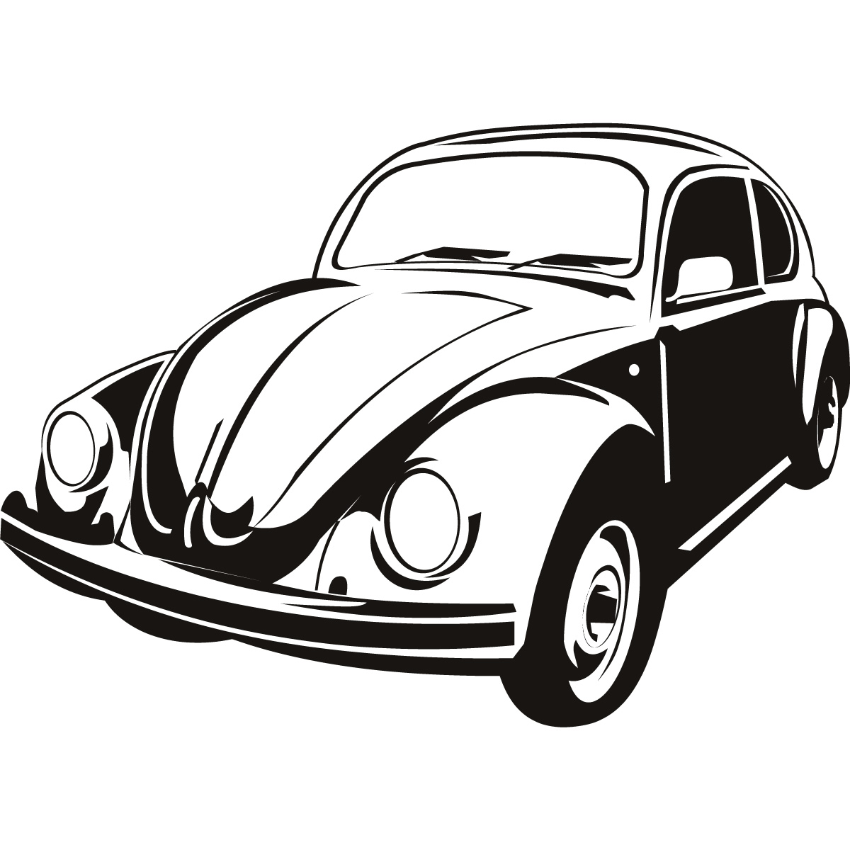 vw beetle drawing at getdrawings free for personal use vw 99 Lincoln Navigator Fuse Diagram 1200x1200 vw beetle clipart
