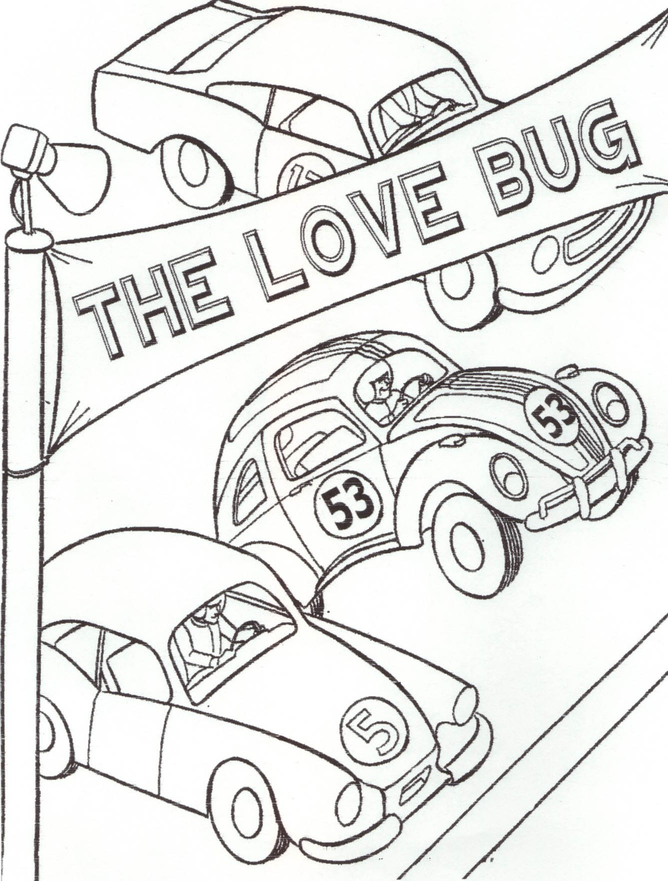 Vw Beetle Drawing At Free For Personal Use 1973 Fuse Box 1335x1761 Coloring Pages New 2017 Volkswagen Dune