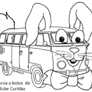 320x320 Vw Easter Bunny Bus Fun Games For Transportation With Children