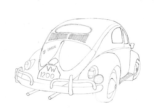 500x353 How I Made My Vw Artwork From Photos