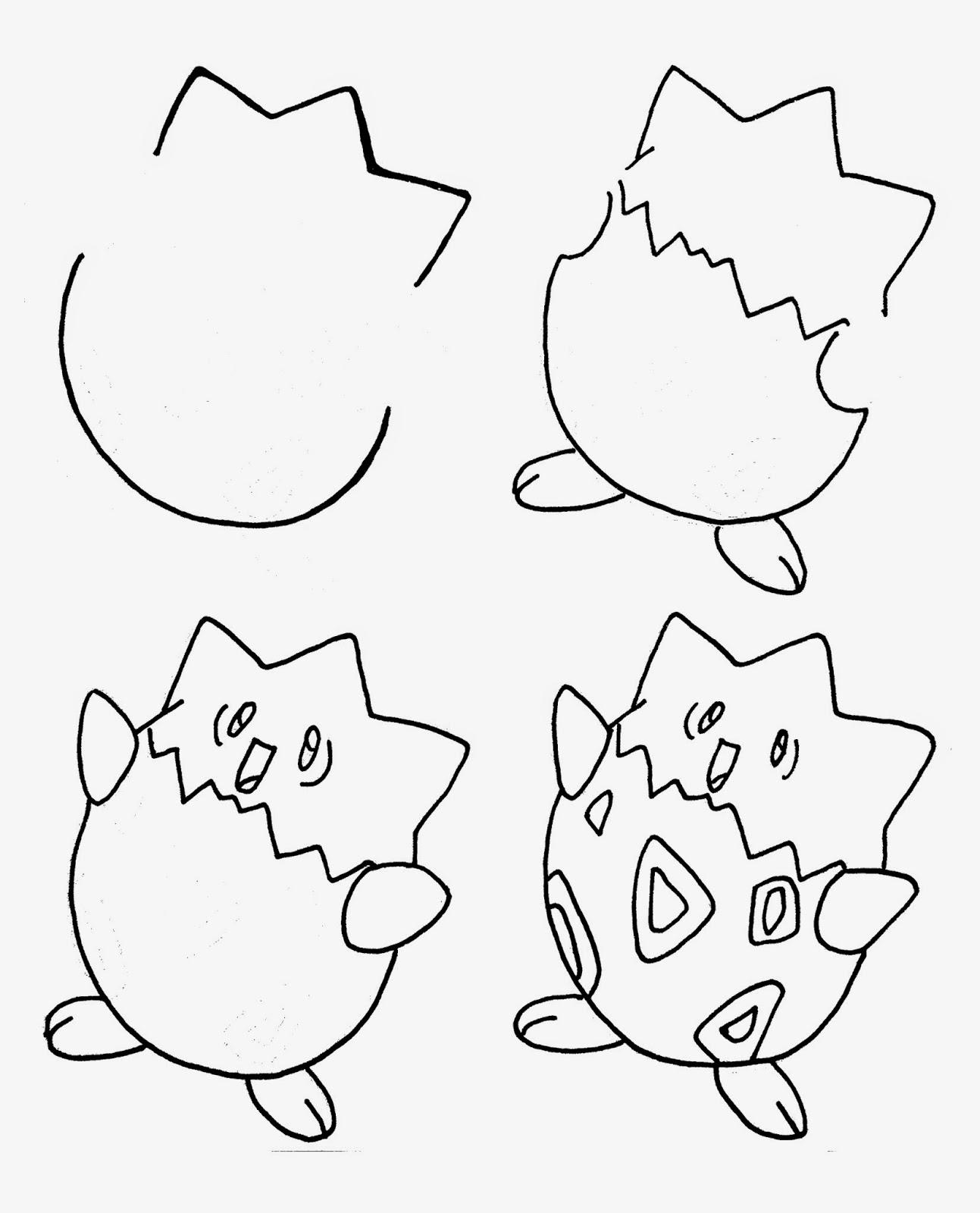 1293x1600 New Pokemon Drawing Guides Daryl Hobson Artwork