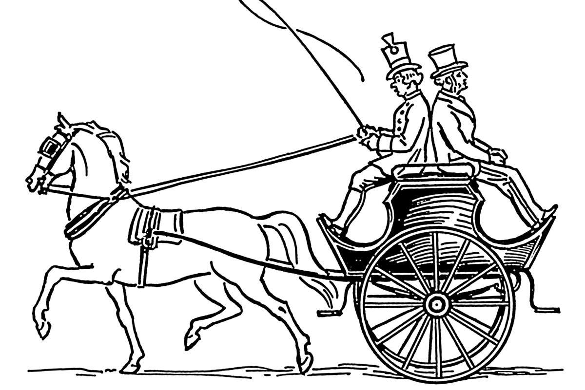 618x455 Covered Wagon Coloring Pages 1200x801 Dogcart