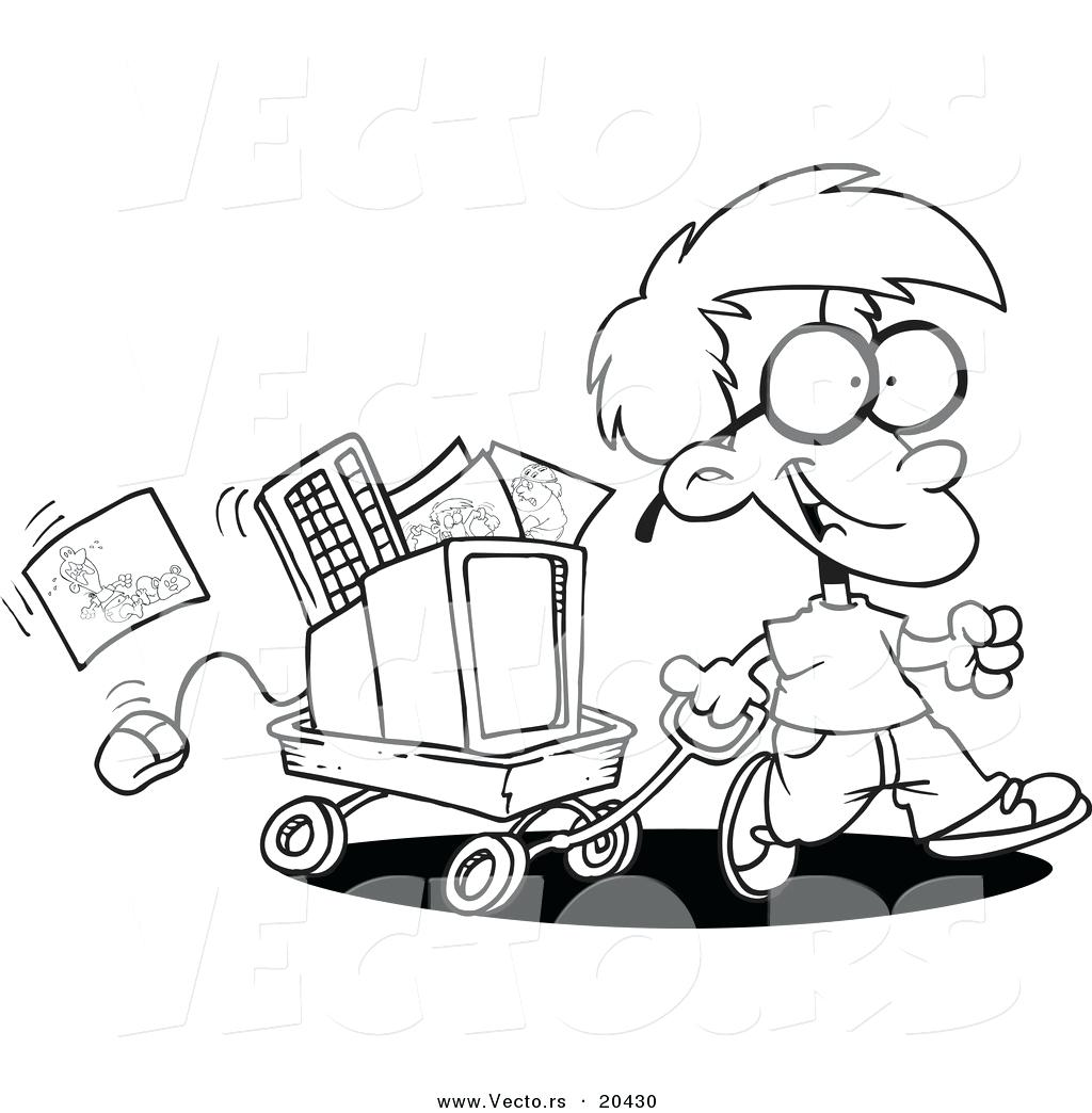 1024x1044 Coloring Wagon Coloring Page Train Pages. Wagon Coloring Page