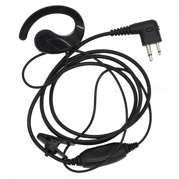 700x700 Portable Ear Hook Type M Head Wired Headset Earphone For Motorola