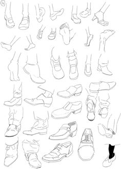 236x329 Walking Draw Feet