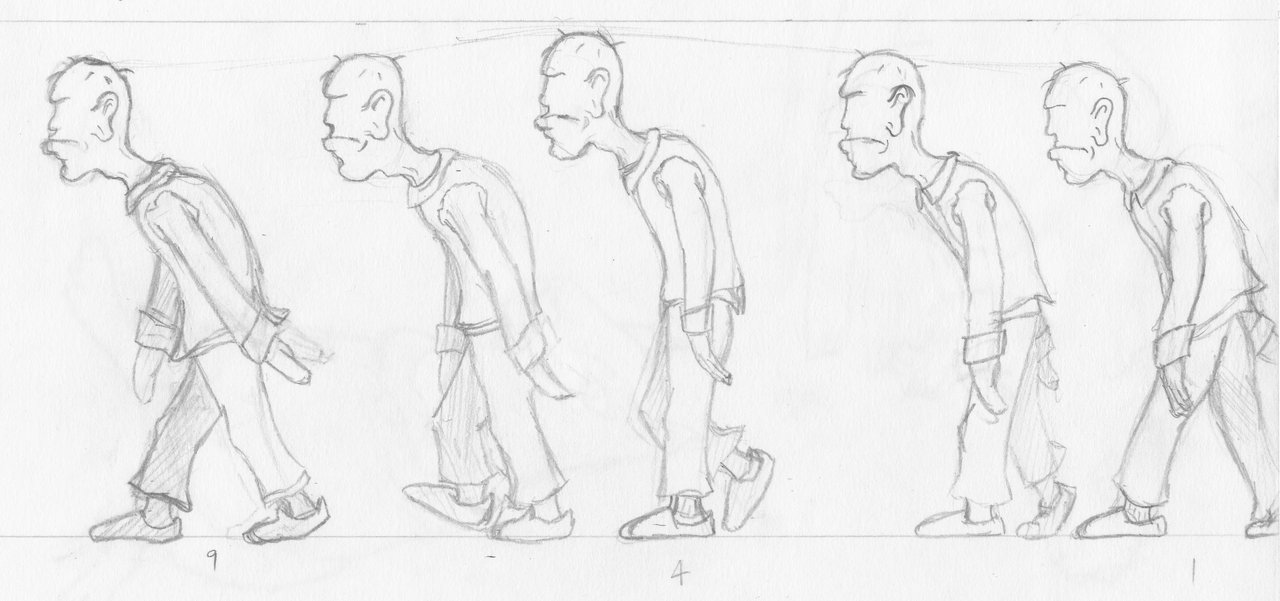 1280x601 Old Man Walk Sequence Improved By Darkness2 1