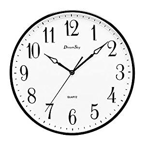 300x300 Dreamsky 13 12 Inch Extra Large Wall Clock , Non