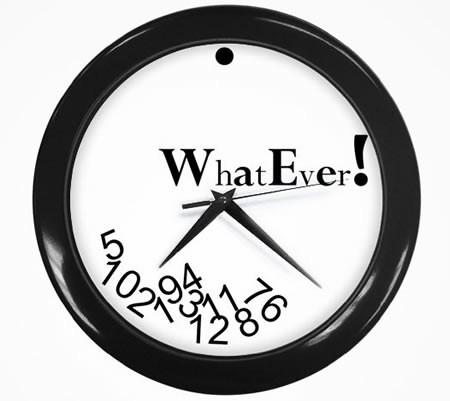 450x401 Unusual Wall Clocks