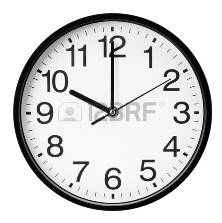 447x450 Wall Clock Stock Photos. Royalty Free Business Images