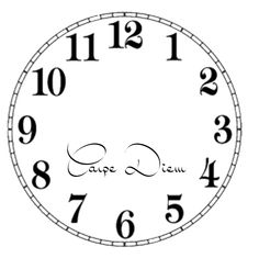 236x235 Art Clock Face Template Drawing In Powerpoint Clock Icons