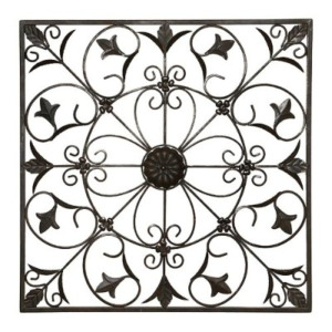 300x300 Wrought Iron Wall Hanging One Out Front, One Out Back. Great