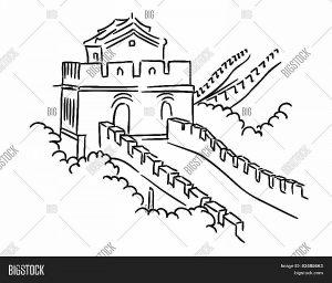 300x256 Great Wall Of China Clip Art Lovely Dogwalk Musings June 2011 Hi