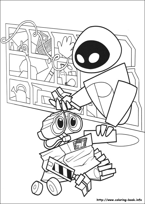 567x794 Beautiful Wall E Coloring Pages 37 In Download Coloring Pages