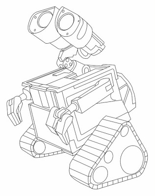 316x400 Free Coloring Pages Etyho Disney Wall E Printable Coloring Shet