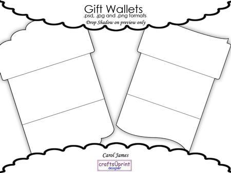 450x338 Gift Vouchermoney Wallet Templates