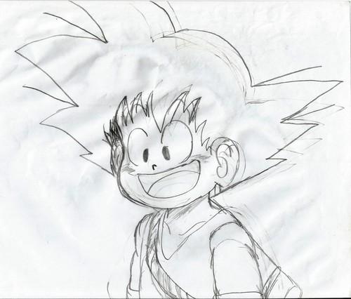 500x426 Dragon Ball Z Images My Dragon Ball Drawings 8) Hd Wallpaper