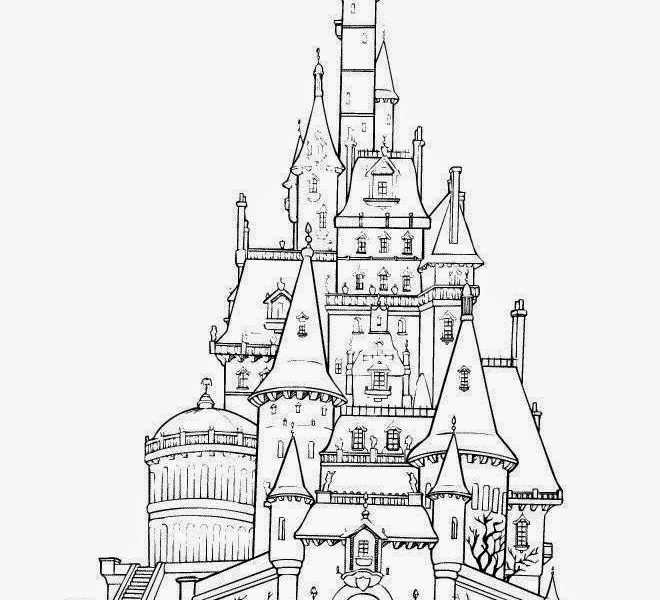 660x600 Disney World Coloring Book Walt Disney World Coloring Pages Many