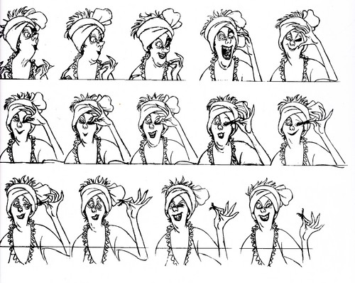 500x398 Walt Disney Characters Images Sketches