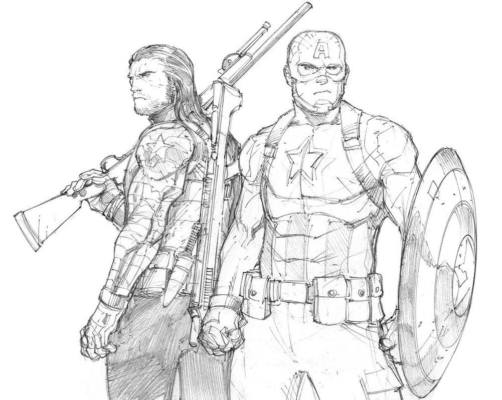 1001x798 Captain America Civil War By Max Dunbar
