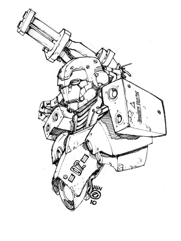 600x800 War Machine, Again Commission By Ericcanete