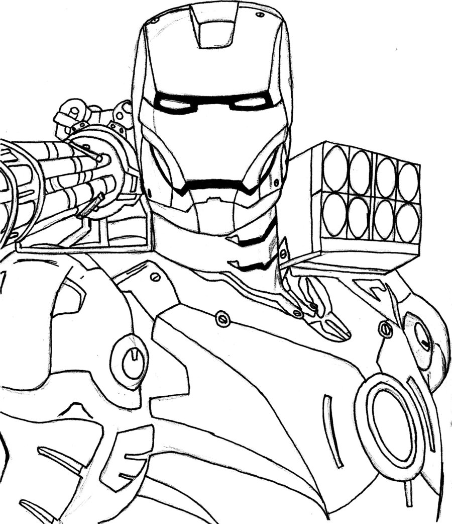 900x1042 War Machine Base Ink By Darthfloyd81
