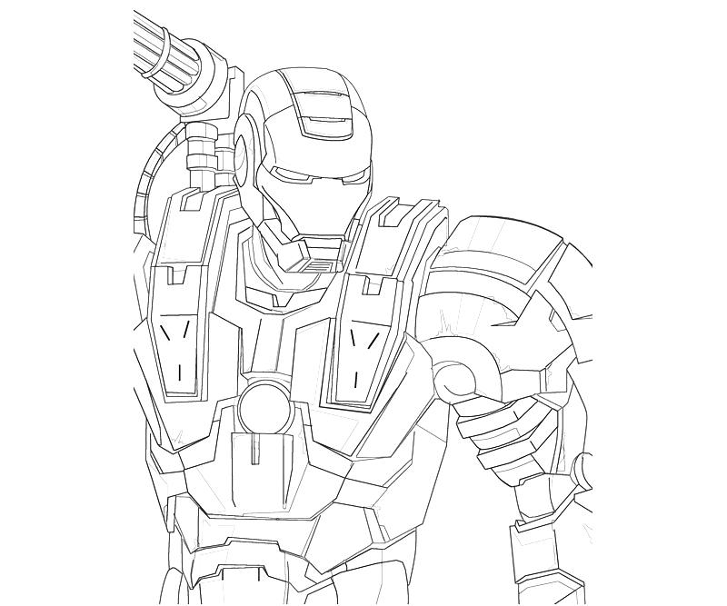 800x667 How To Draw War Machine Coloring Pages Printable Coloring Pages