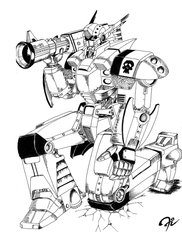 600x763 War Machine By Black Frame