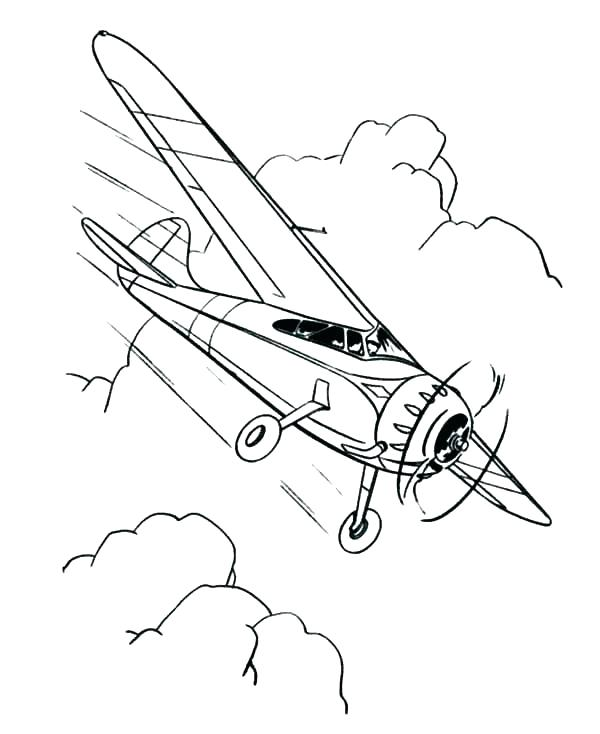 600x734 Trend Fighter Plane Coloring Pages Crayola Photo