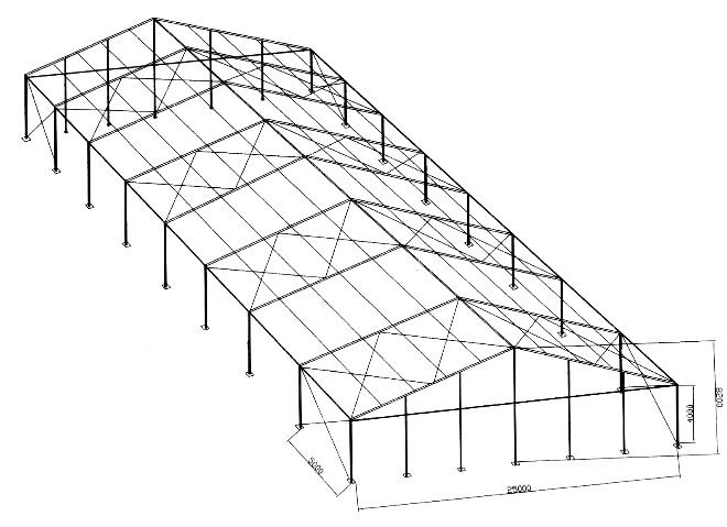 Warehouse Drawing