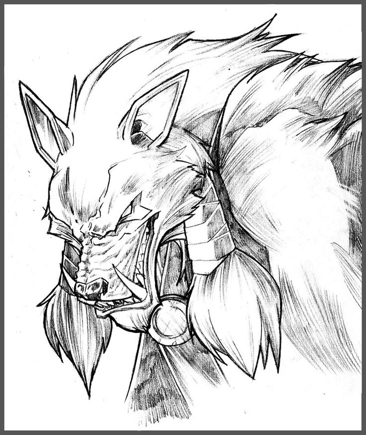 736x873 Varulv Cover 1 2 Lineart By Dawnbest On Werewolf
