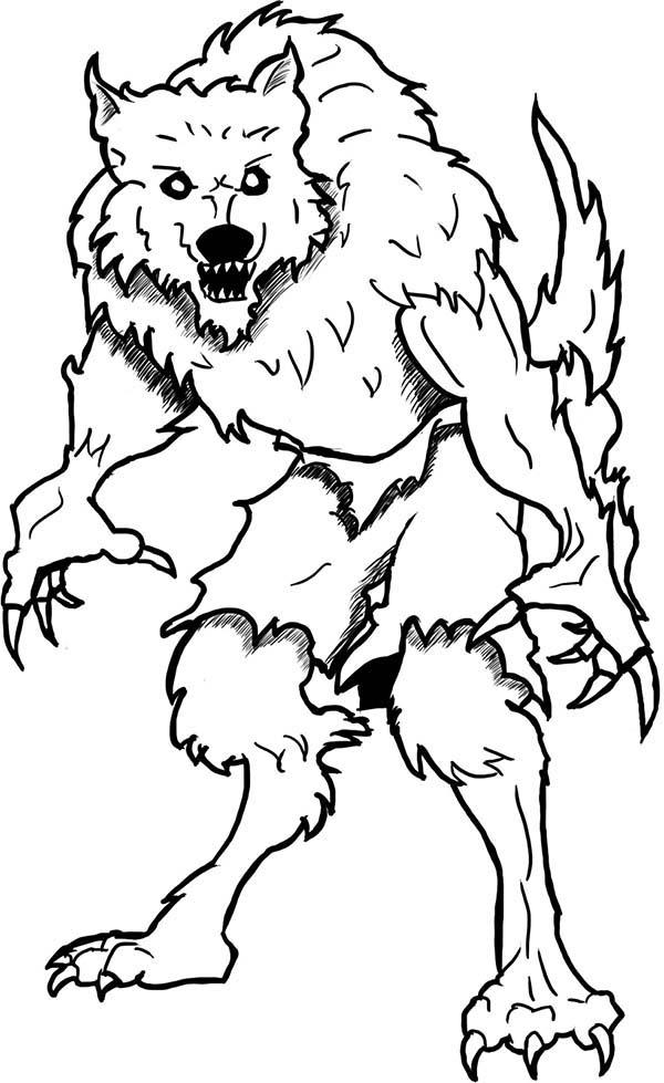600x979 Werewolf