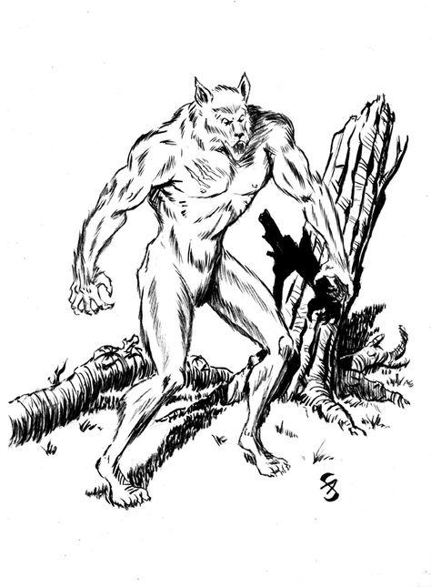 474x645 Werewolf Gif Werewolf.gif Horror Phreek Werewolves