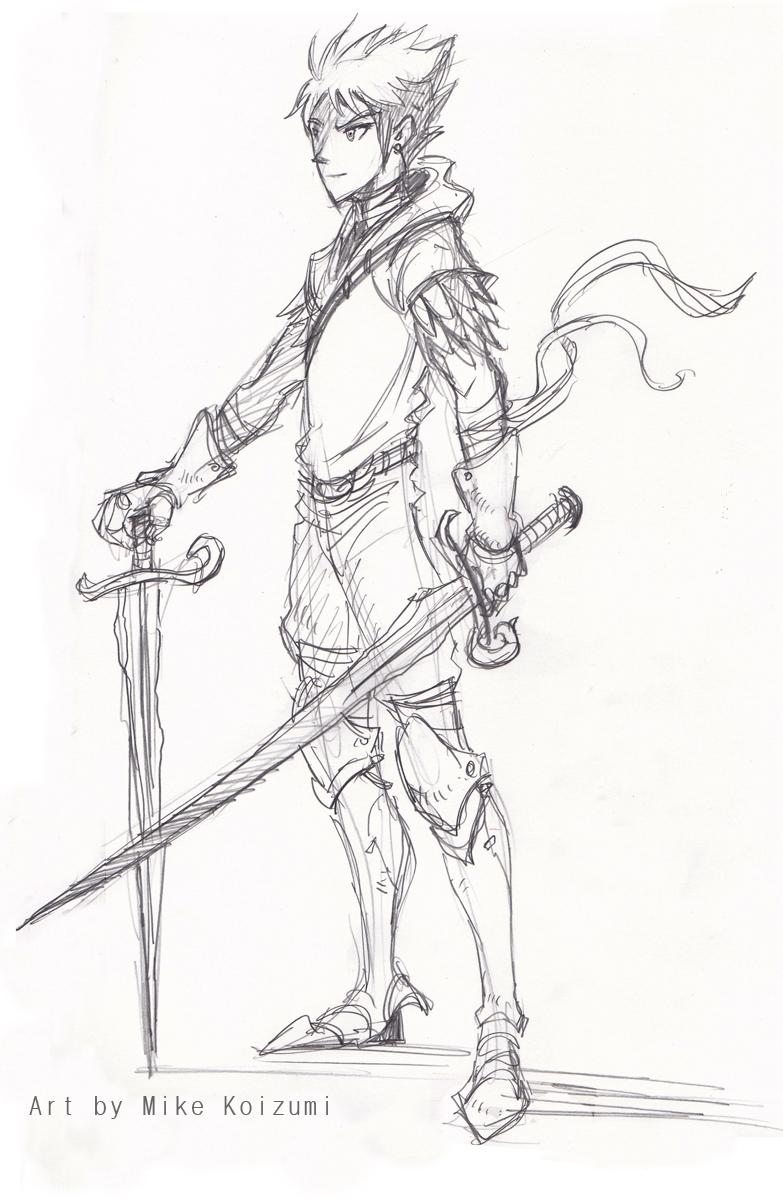 783x1200 Drawing Of A Warrior Warrior Pencil Sketchsundragon83