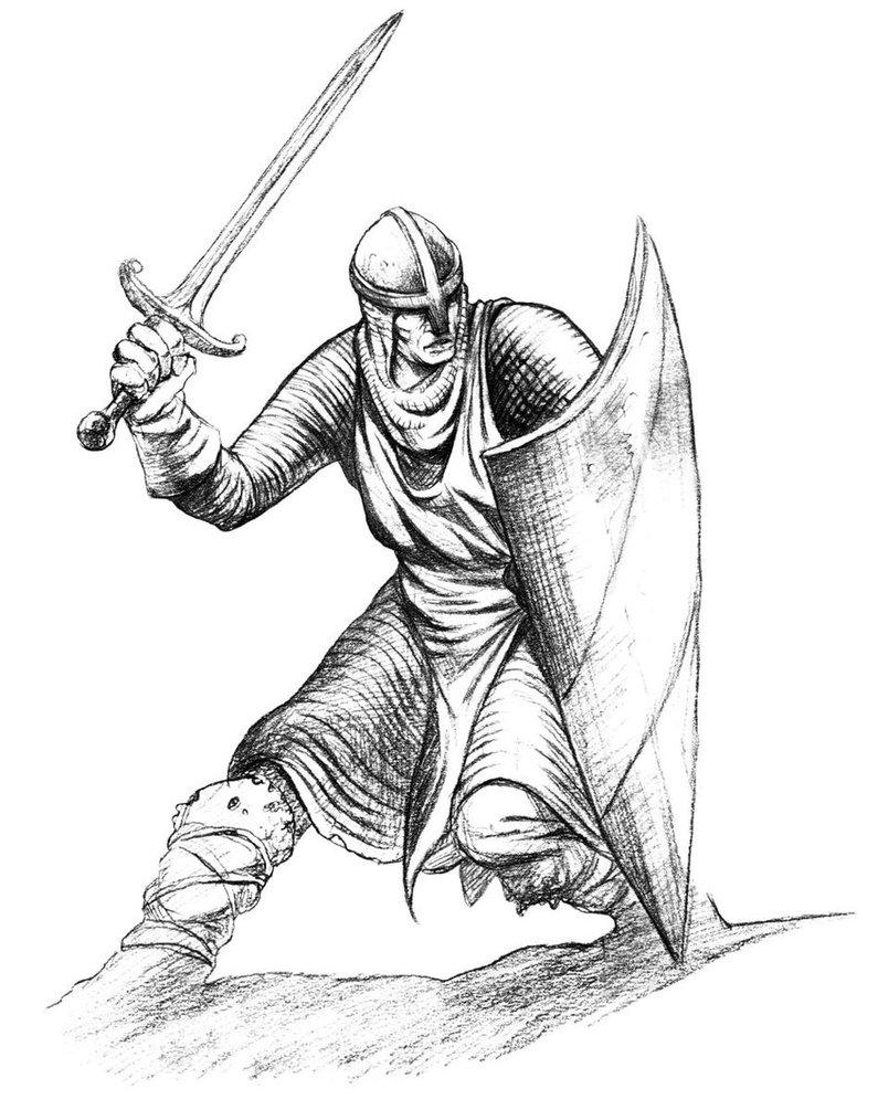 795x1005 Myth Warrior Concept Art By Jago Dakari