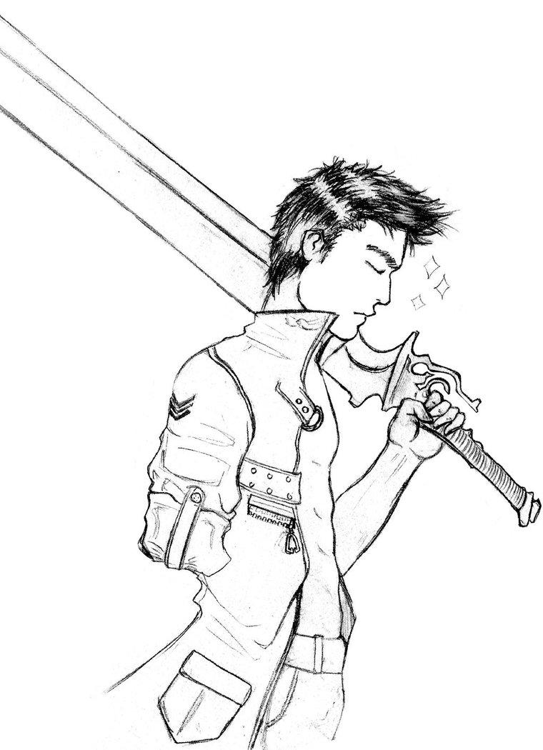760x1050 Old Draw Warrior Boy By Rainmaker02