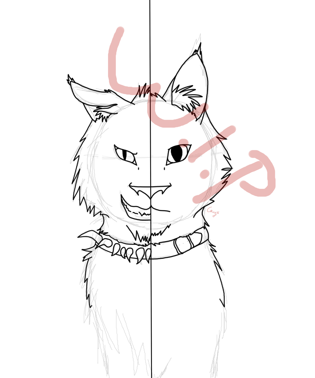 1024x1229 W.i.p.] Scourge Warrior Cats By Nekothacay