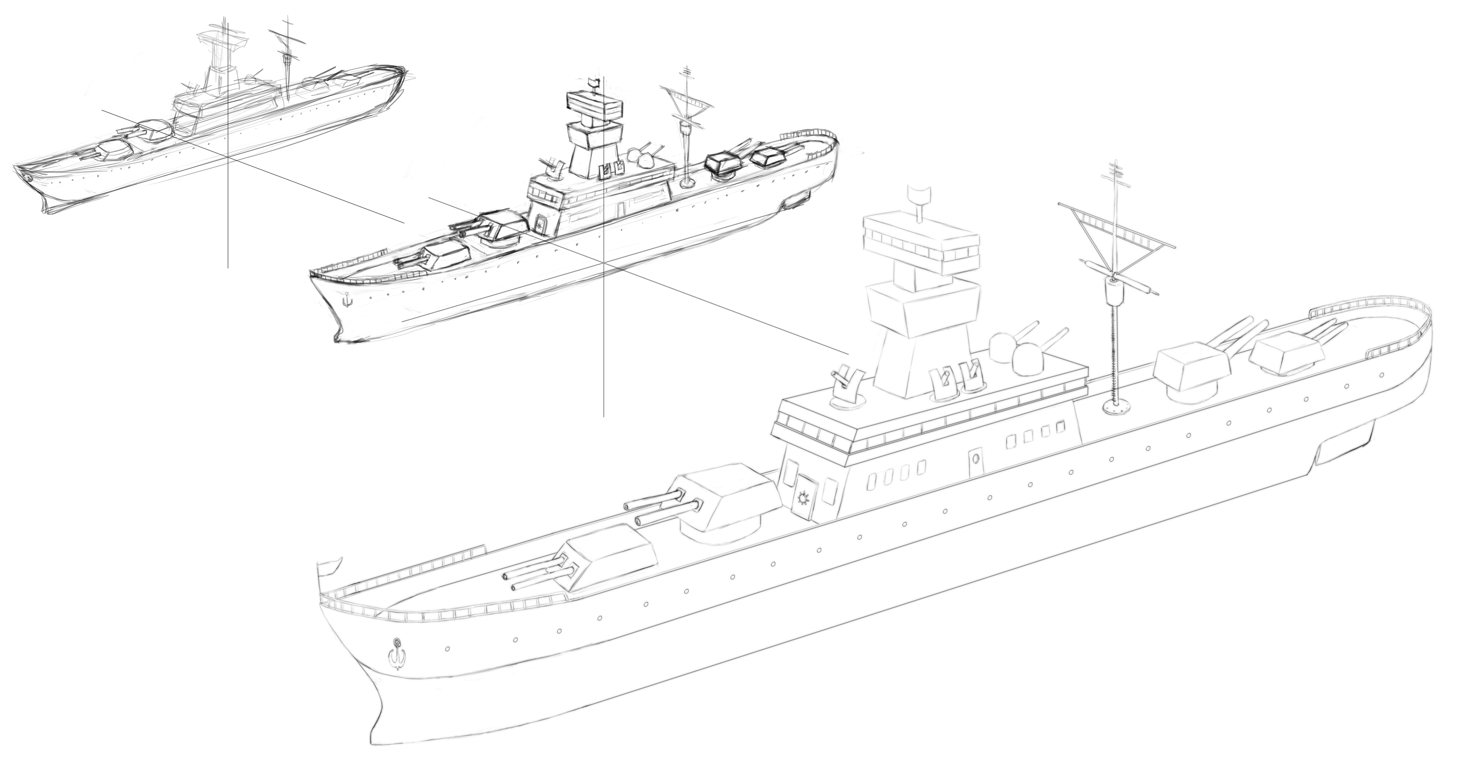4885x2550 Battleship Bonus Stage Inc