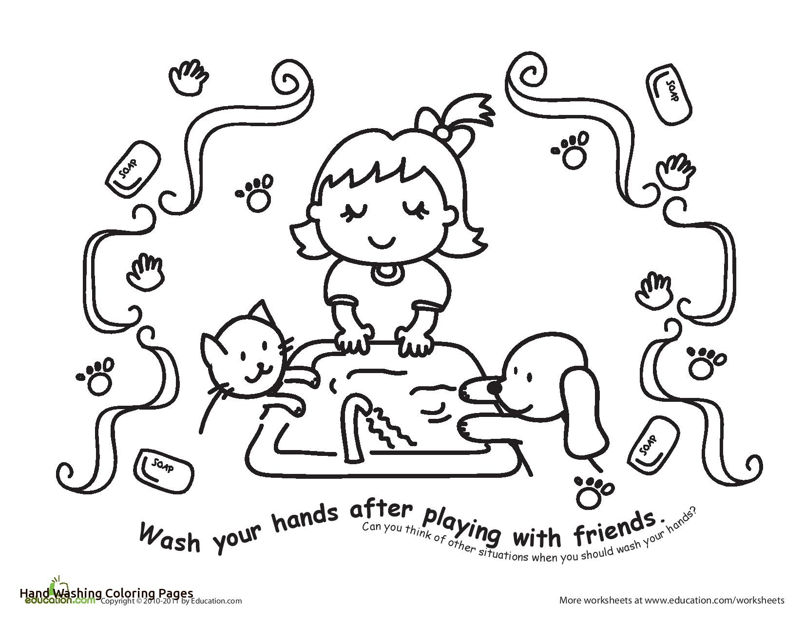 Washing Hands Drawing at GetDrawings.com | Free for personal use ...